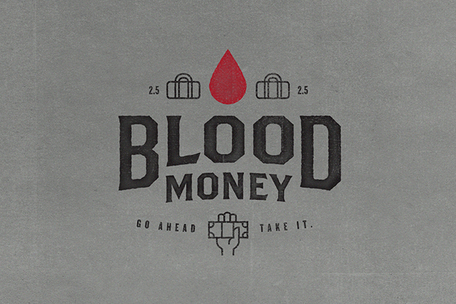 Branding Bad - Blood Money