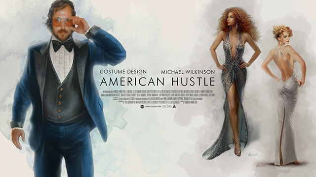 American Hustle - Best Costume Design Nominee