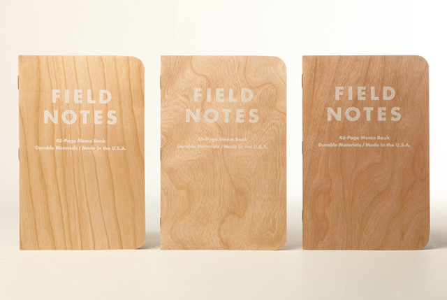 Field Notes Shelterwood Edition