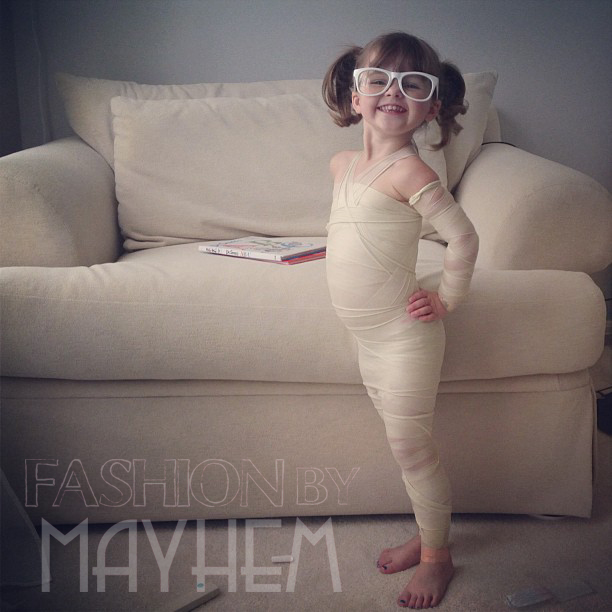 Fashion by Mayhem - Bandage Dress
