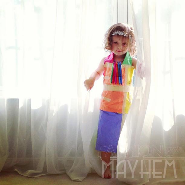 FashionbyMayhem - First Dress