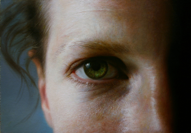 Photorealistic Paintings by Joshua Suda