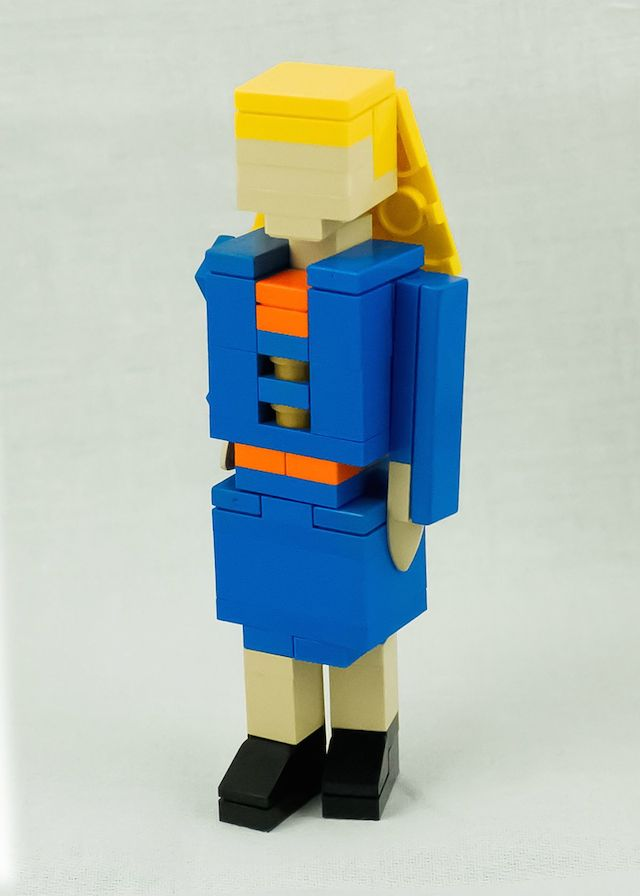 Lego Business Suit