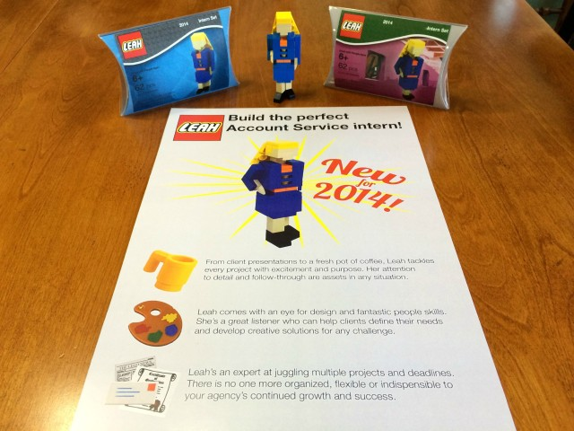 Woman Creates An Amazing LEGO Themed Résumé To Make Herself Stand Out To Potential Employers