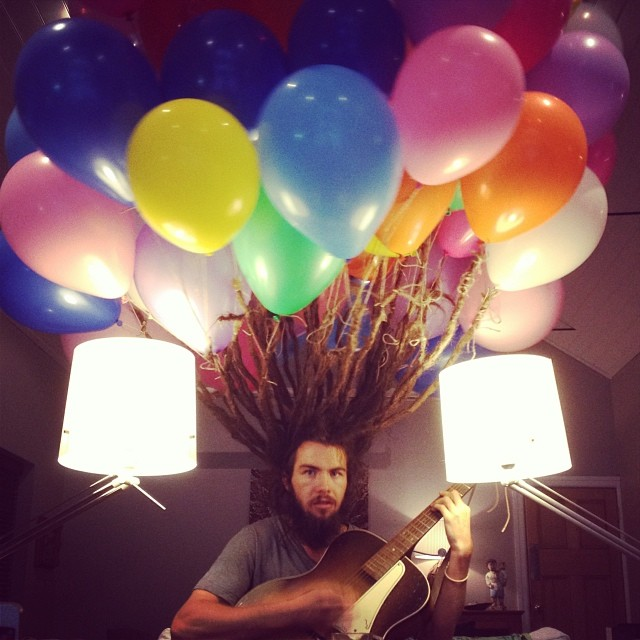 Balloon Dreadlocks