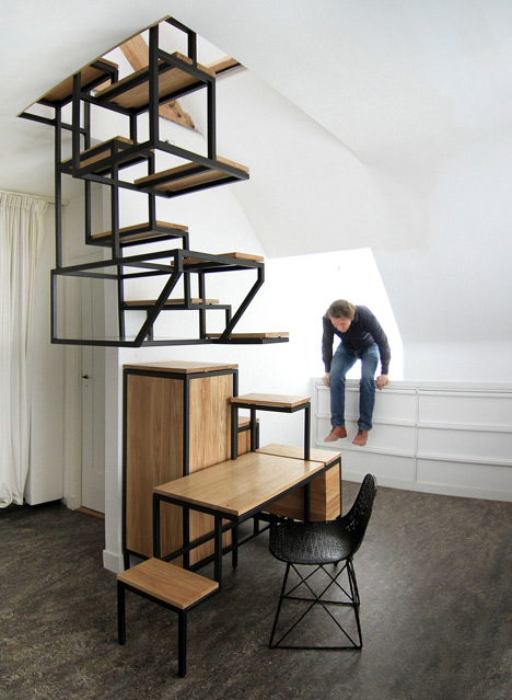 Object Eleve Staircase
