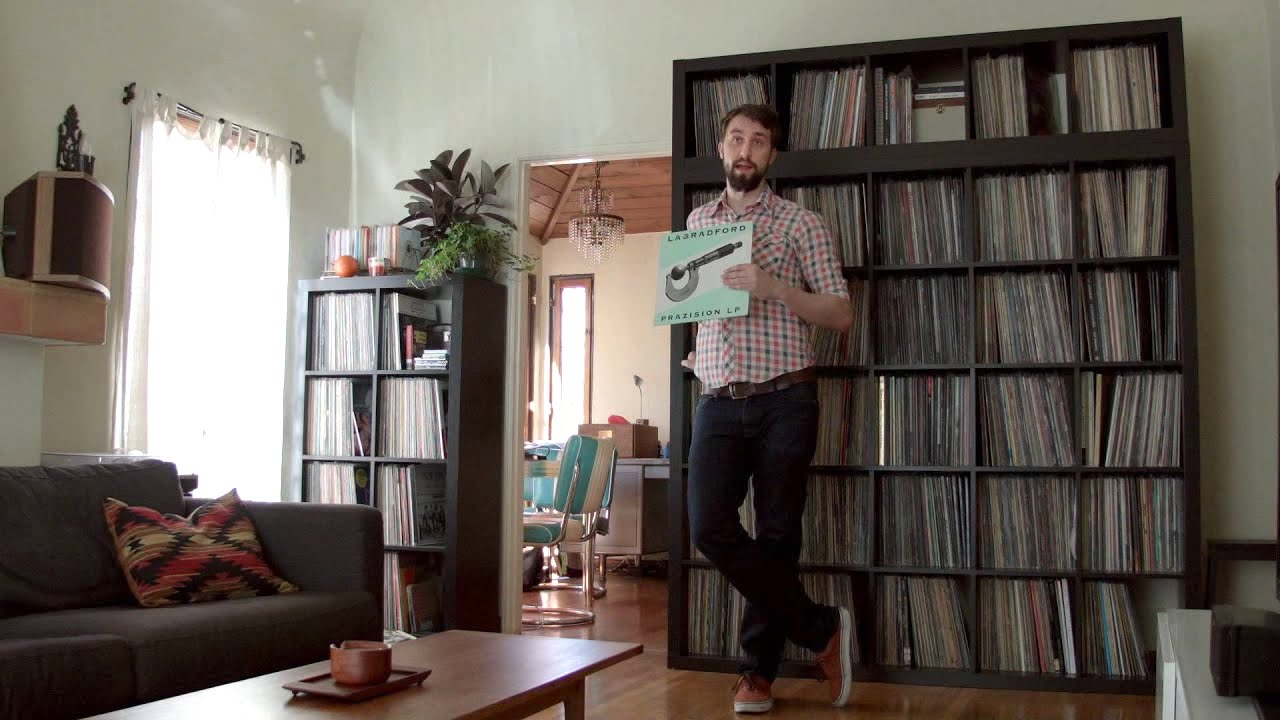 A Painfully Accurate Impression of a Record Collector