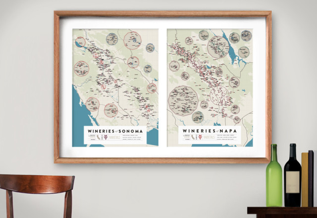 Wineries In Napa and Sonoma