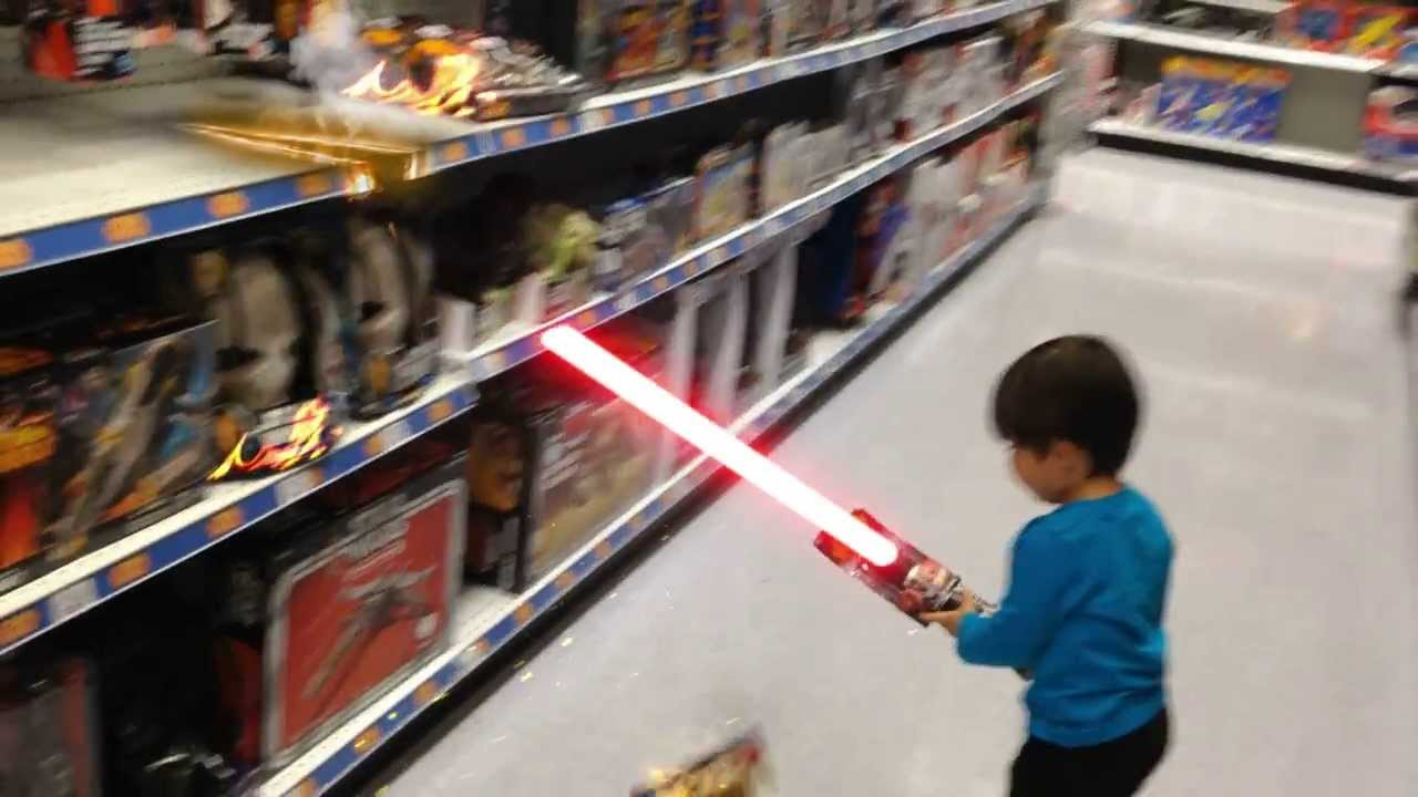 Dad Adds Special Effects To Videos Of His 3 Year Old Son