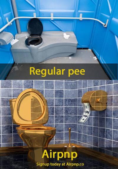 Airpnp Bathroom Rentals