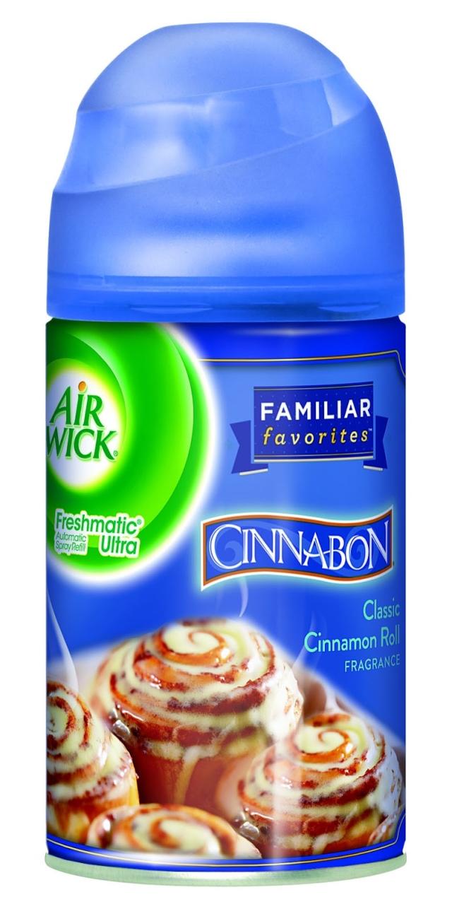 Cinnabon Air Freshener Refill