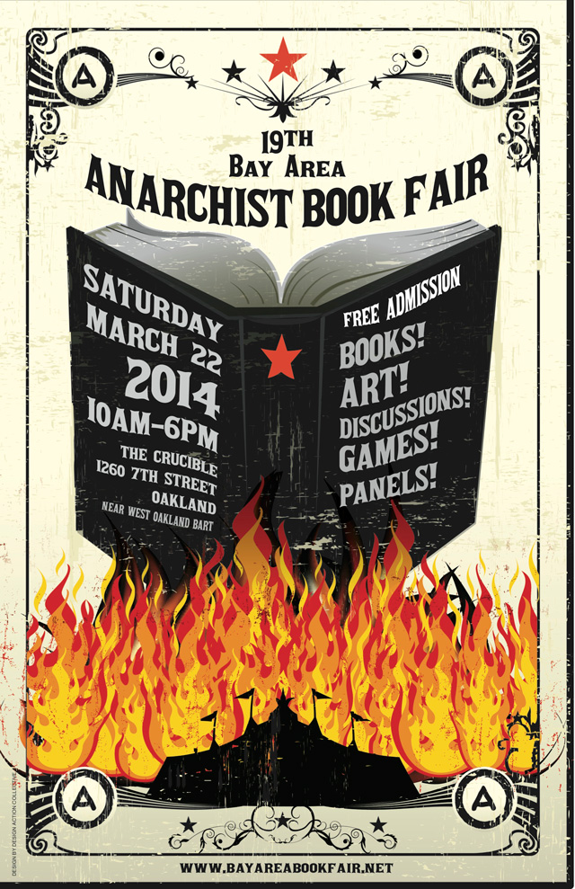 Bay Area Anarchist Book Fair