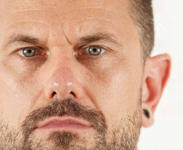 Face Cartography by Daniel Boschung