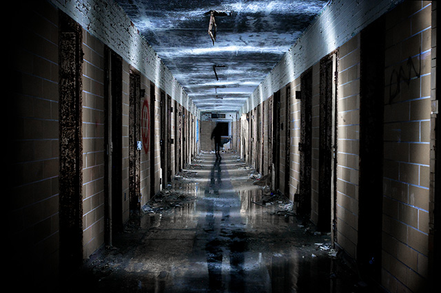 Photography-Based Adventure Series Roaming Focus Explores a Remote Abandoned Prison in Ontario