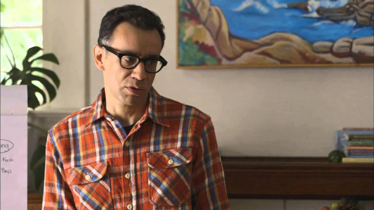 Carrie Brownstein Teaches Fred Armisen About the History of
