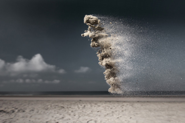 Sand Creatures by Claire Droppert
