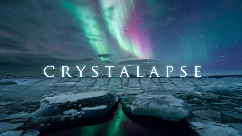'Crystalapse', A Gorgeous Timelapse Documenting the Incredible Beauty of Iceland