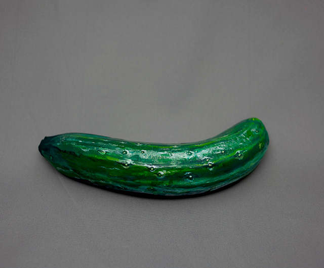 Foods Expertly Painted to Look Like Other Foods