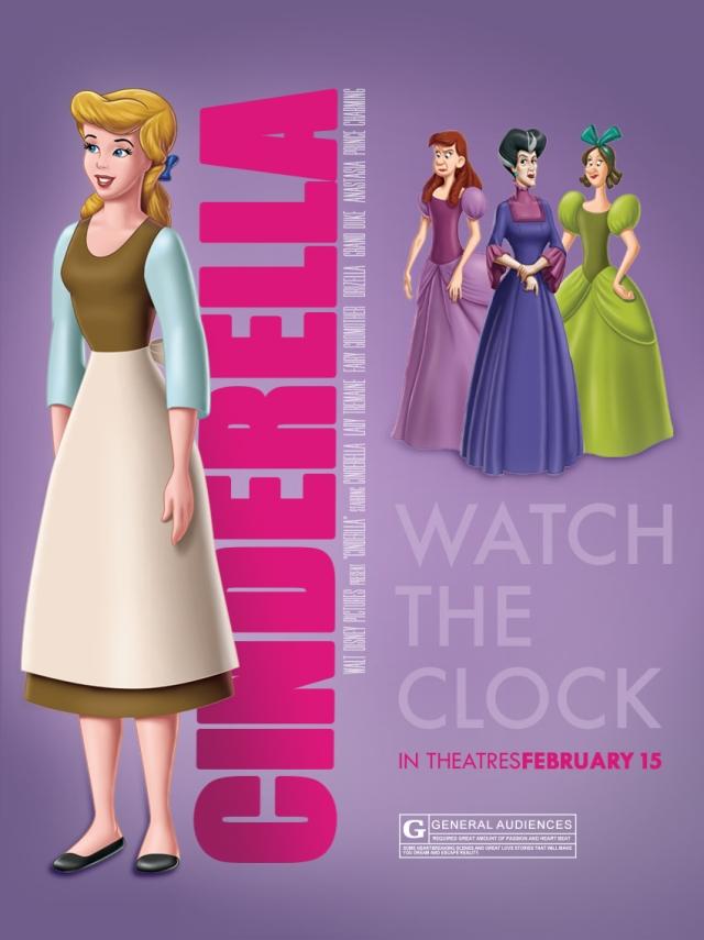 Cinderella Serious Poster