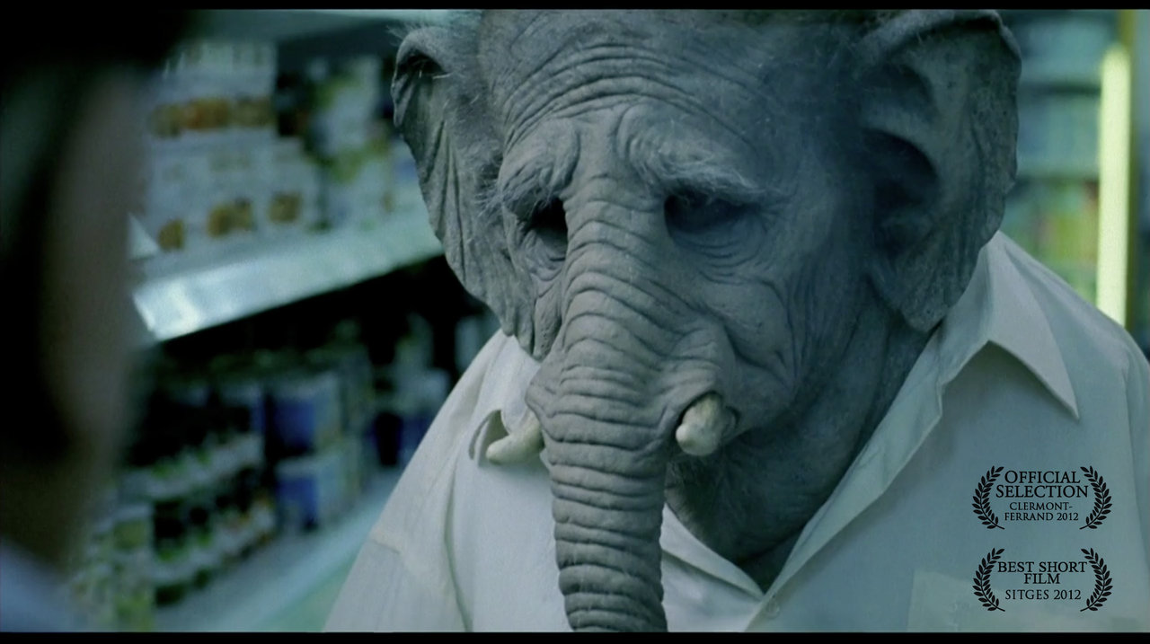 Elefante A Dark Comedy Short Film About A Man Who Turns