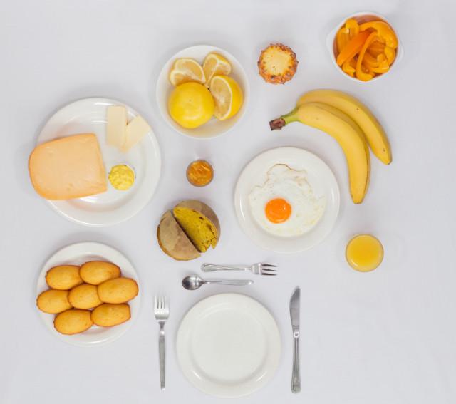 Monochromatic Breakfasts