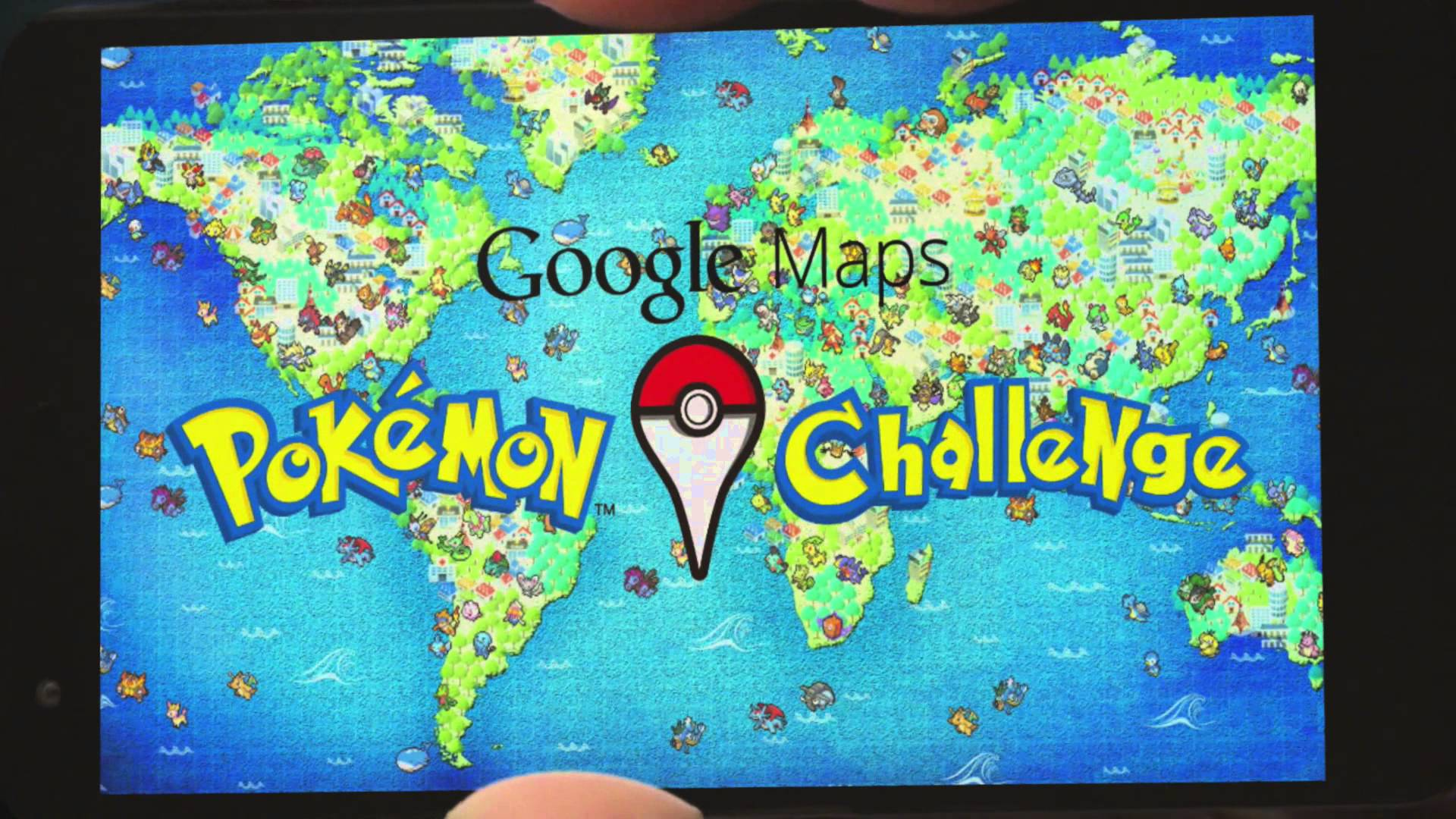 Google Maps Introduces The Pokemon Challenge A Contest To