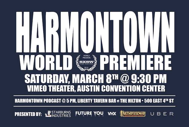 Harmontown Documentary