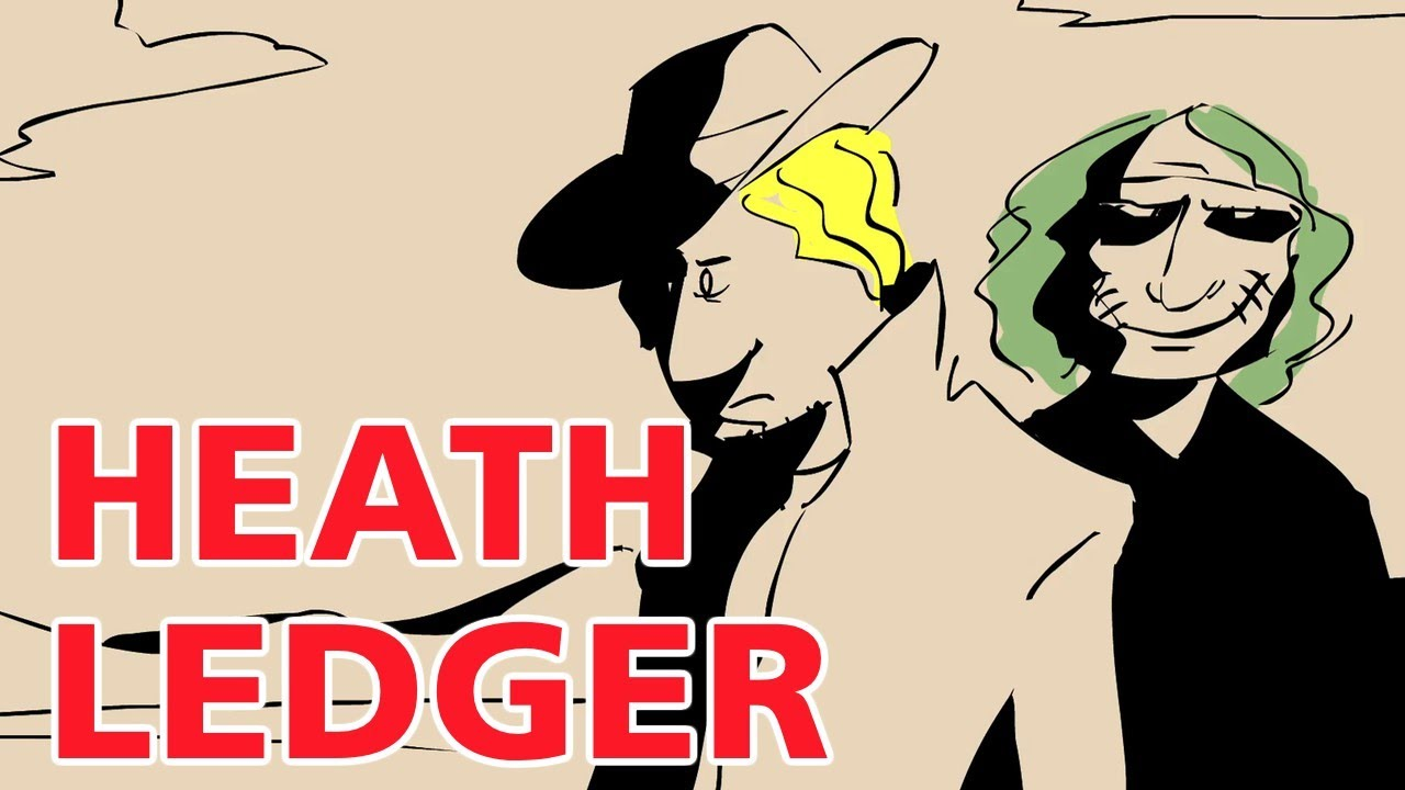 Heath Ledger Talks About His Life and His Creative Process In A 2005 Interview Animated By PBS