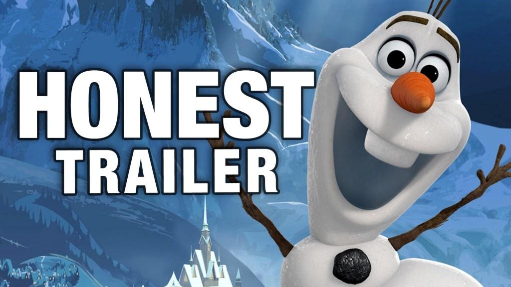 Honest Movie Trailers – Frozen by Screen Junkies