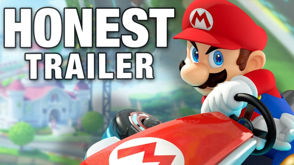 Honest Video Game Trailers – Mario Kart by Screen Junkies and Smosh