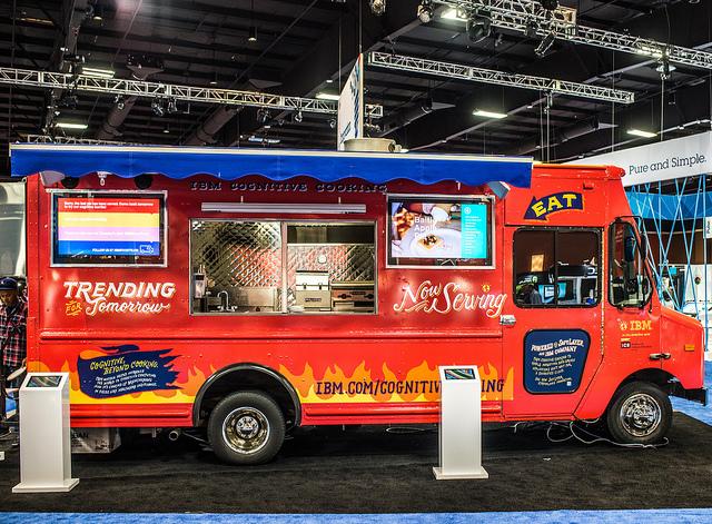IBM Watson Food Truck