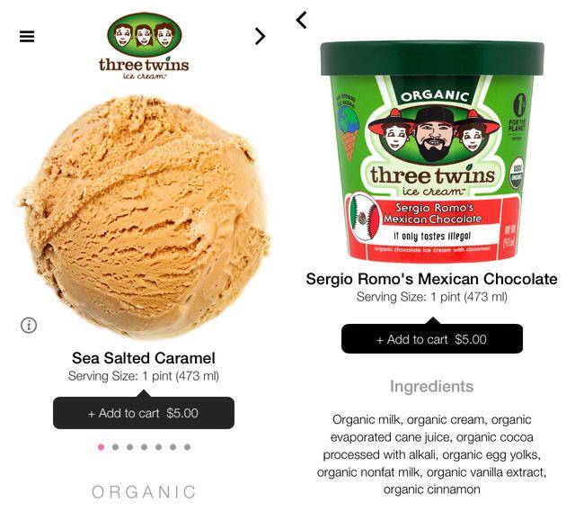 Ice Cream Life App