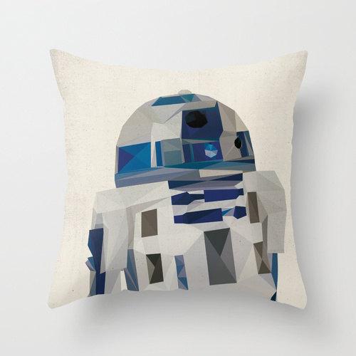 R2-D2 Star Wars Pillow Cushion Cover