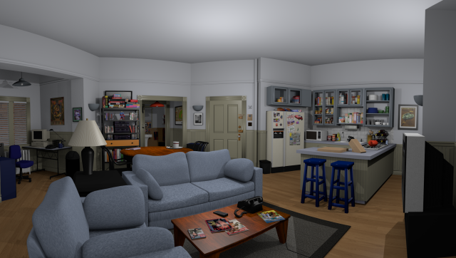 Jerry's Place Render