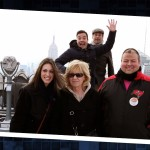 Jimmy Fallon and Jon Hamm Celebrity Photobomb Top of the Rock Tourists on 'The Tonight Show'