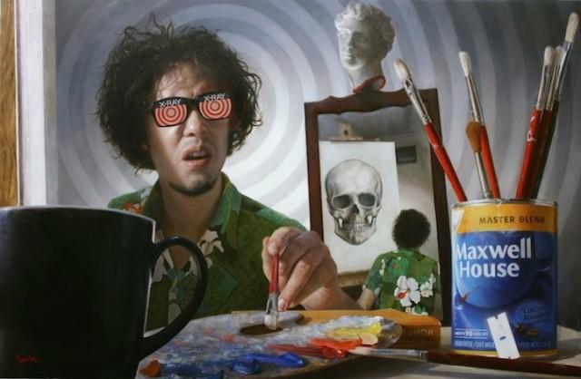 Photorealistic Paintings by Joshua Suda