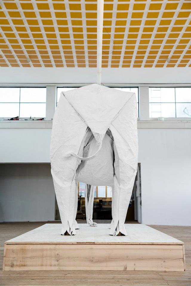 White Elephant by Sipho Mabona