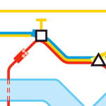 'Mini Metro', A Minimalistic Subway Layout Video Game