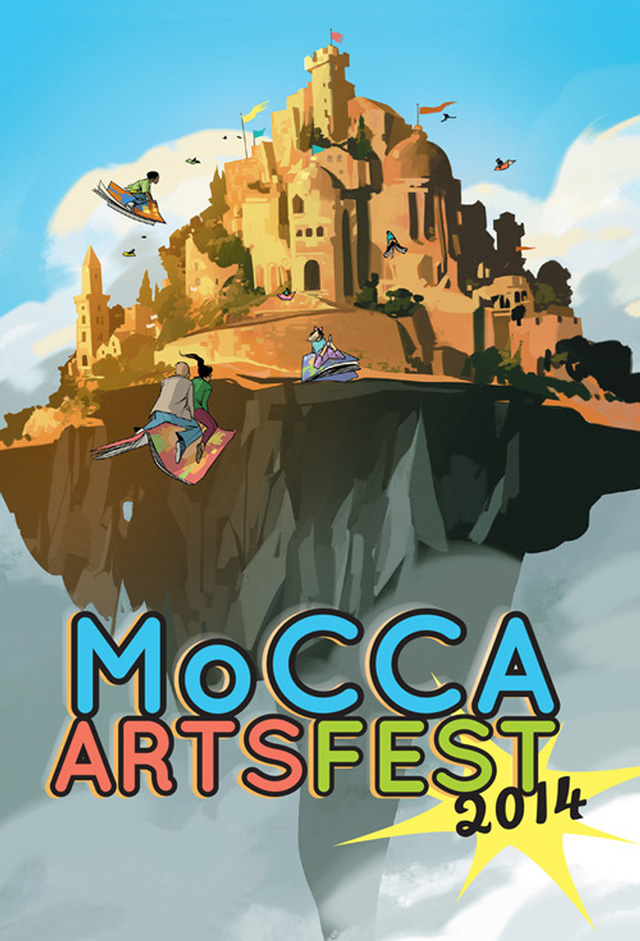 MoCCA Arts Fest 2014, An Indie Comics Fundraiser for the Society of Illustrators in New York City