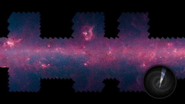 NASA Milky Way