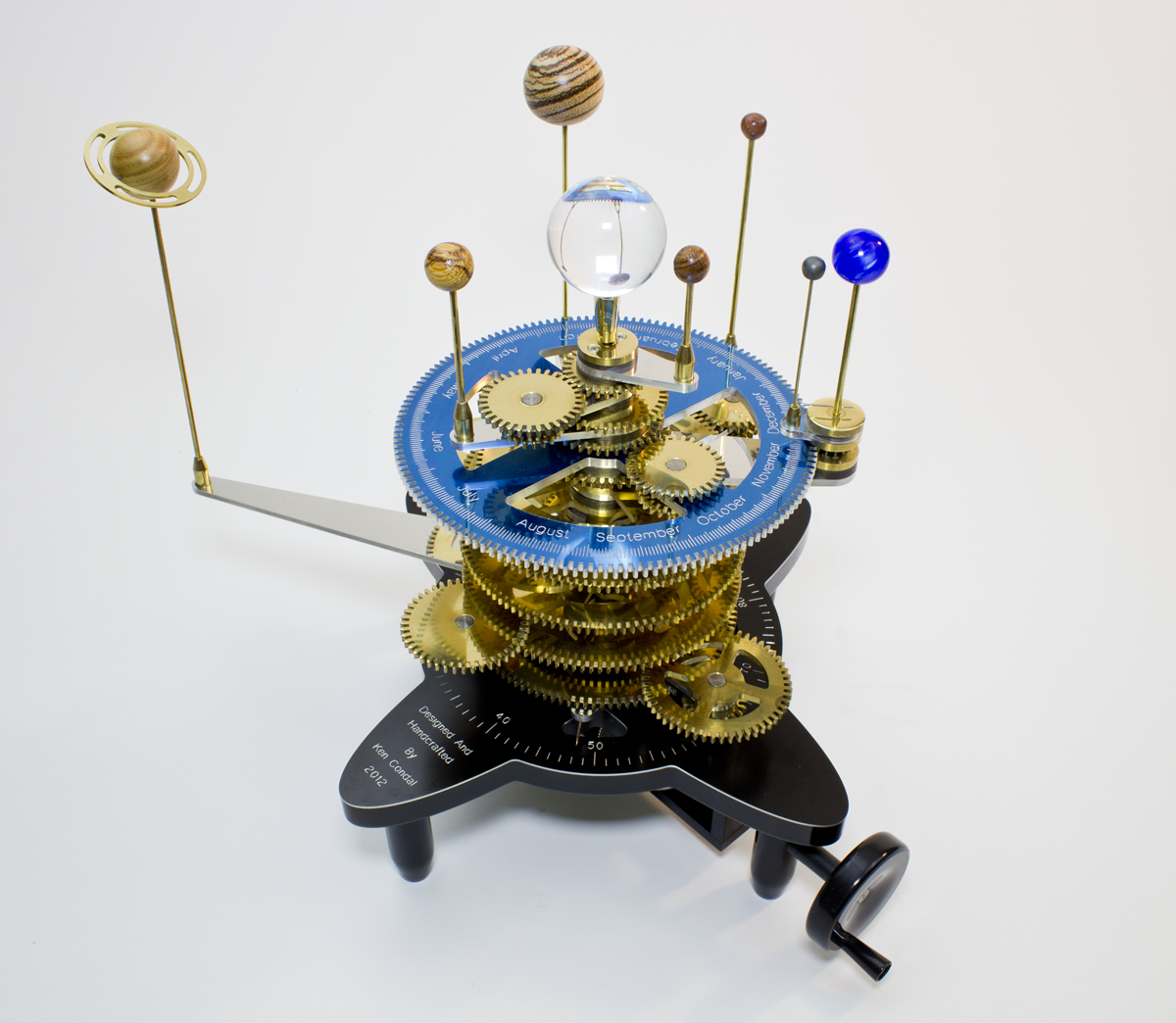 solar system orrery - photo #2