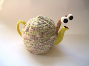 Snail Tea Cosy