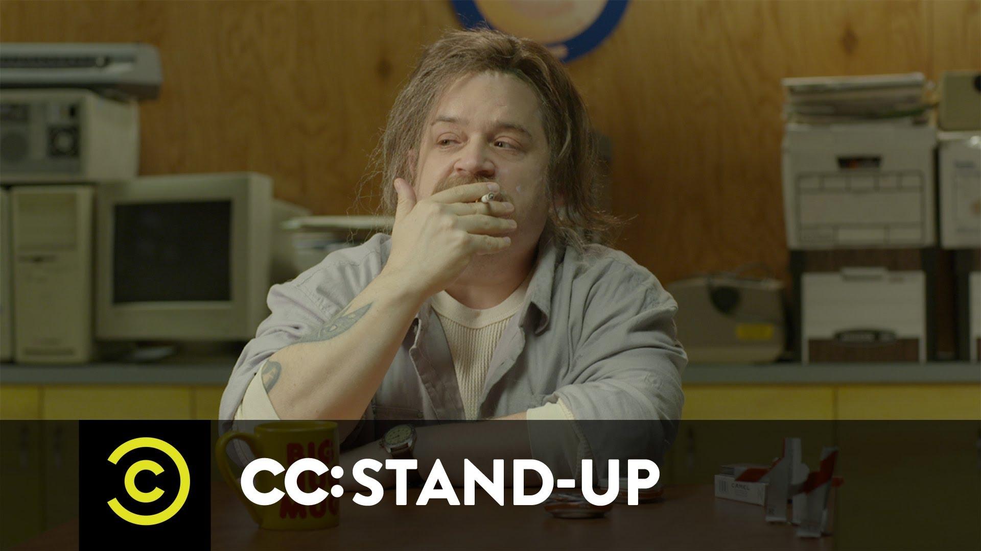 Patton Oswalt Parodies Rust Cohle From True Detective