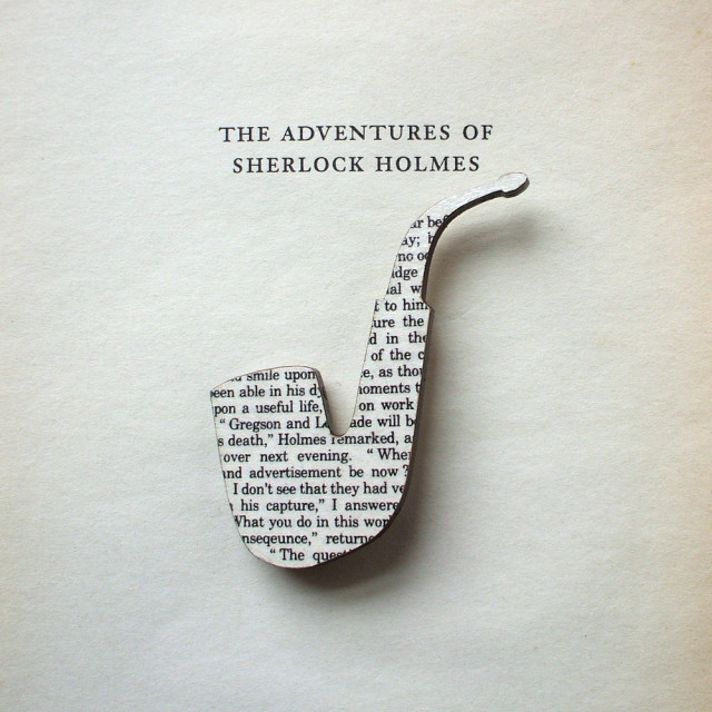 Classic Book Brooches by House of Ismay