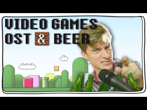 The Bottle Boys Perform an Impressive Medley of Video Game Songs Using Bottles as Instruments