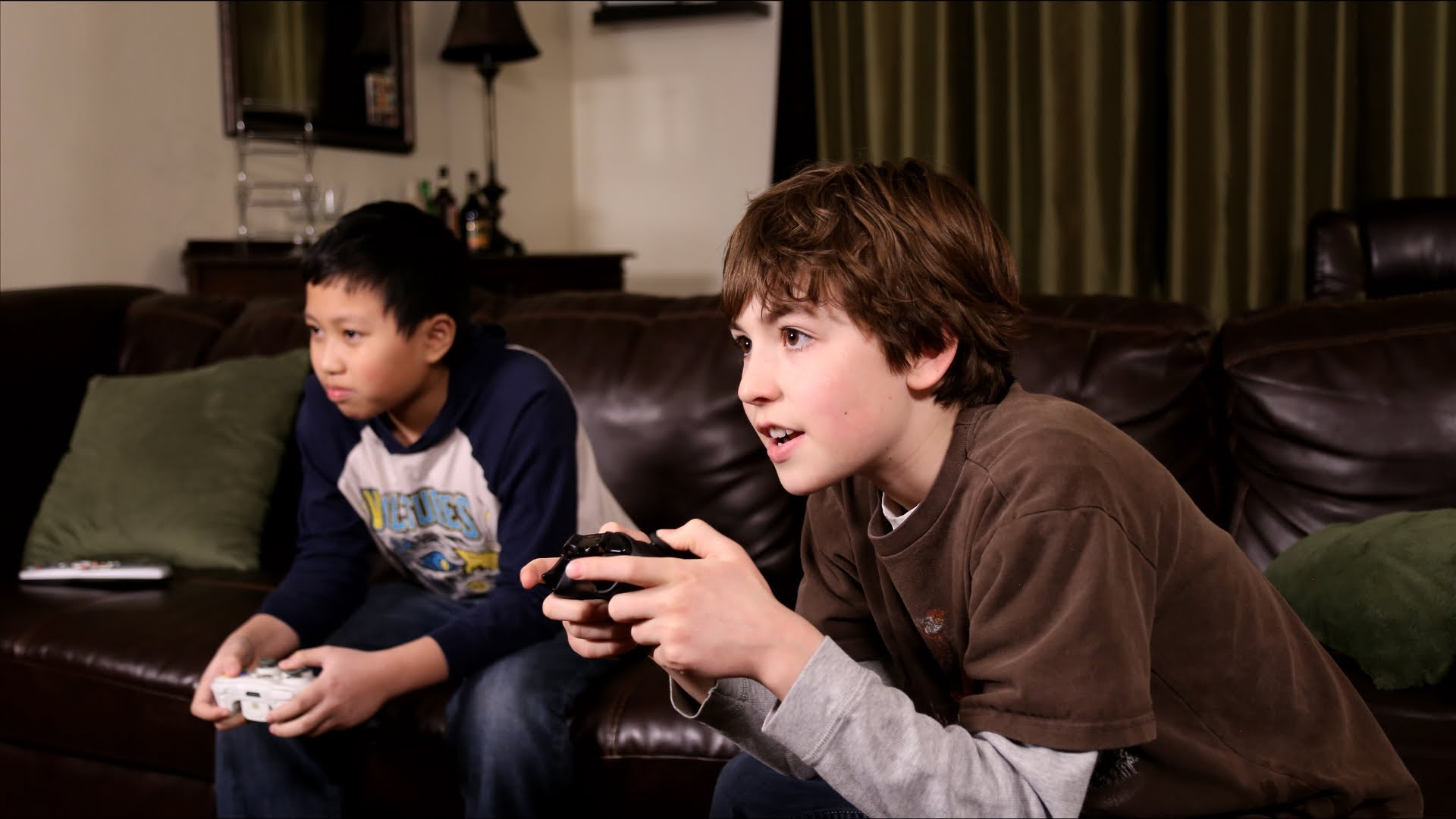 Young Boy Can't Remember the Name of His Friend Whose House He Visits To Play Xbox