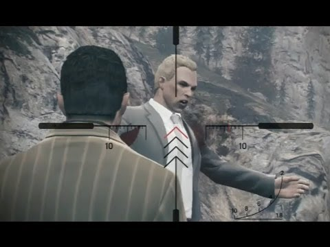 The Train Scene From the Film 'Skyfall' Recreated in the Video Game