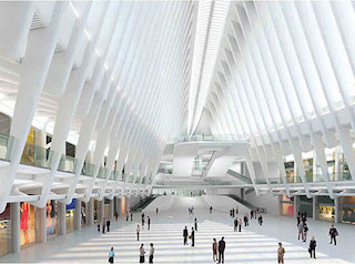 WTC Transportation Hall