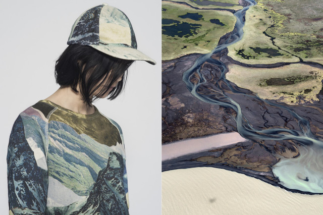 Where I See Fashion, Fashion Photos Paired with Strikingly Similar Photos of Nature, Art, and More
