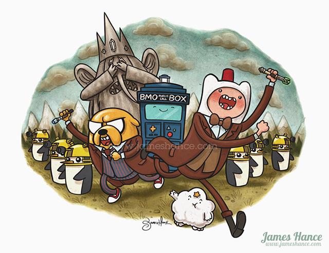 Adventure Timey-Wimey